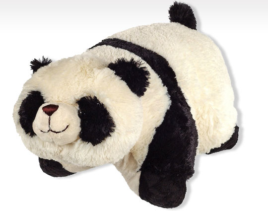 Panda-Pillow -Pet